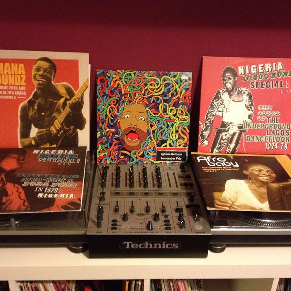 My Vinyls Sounds: African Power! Afro-Rock, Psychedelia, Funk and Afrobeat Rhythms  by TaRaMbAiNa SoUnDs !!