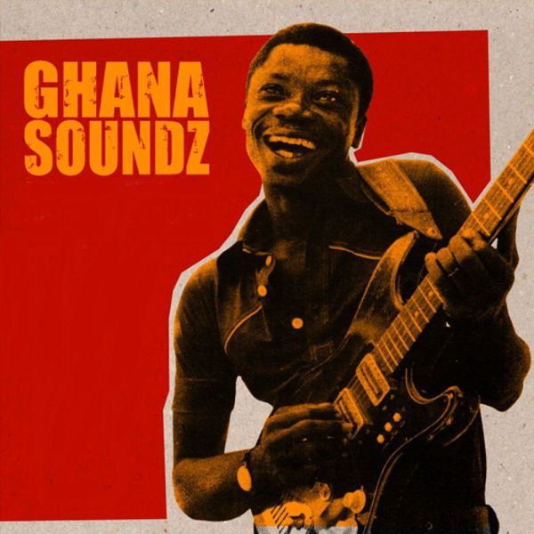 Ghana Soundz by Adam Kvasnica