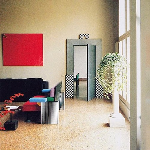 Music Interiors Vol. 2: Interni Italiani by (Visible) Cloaks
