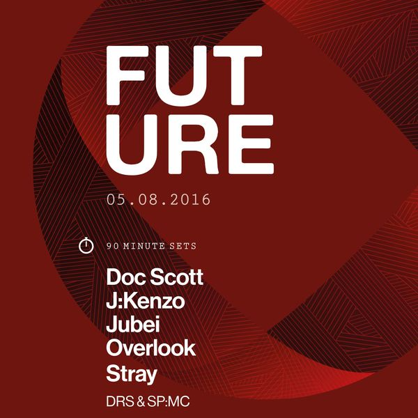 Future Beats Radio Show 02-06-16 (Doc scott)