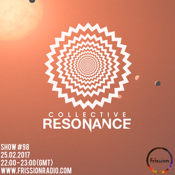 Collective Resonance Show 98 – with Damien Connell
