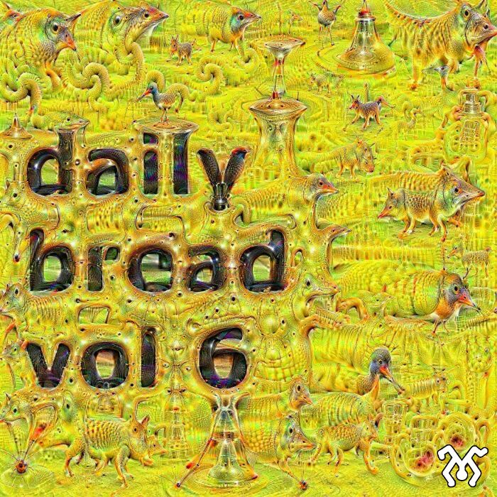 Daily Bread vol 6