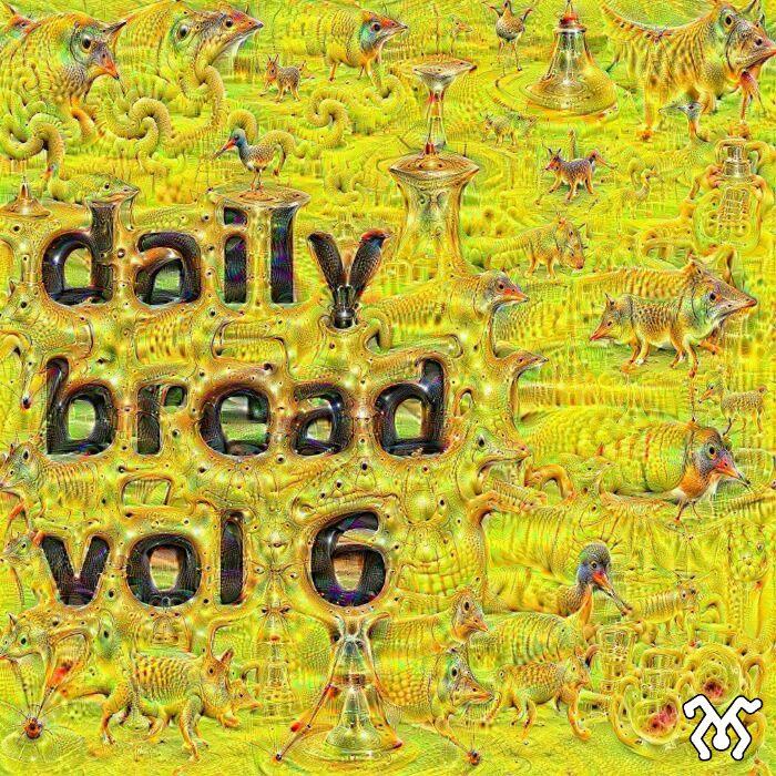 Daily Bread vol 6