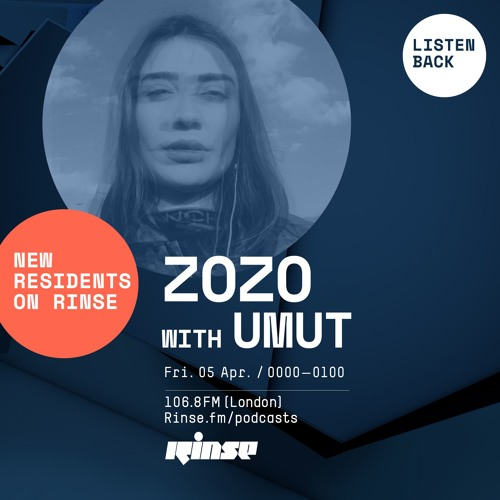 Zozo with Umut – 5th April 2019